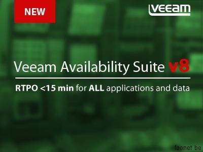 Veeam Availability Suite v8