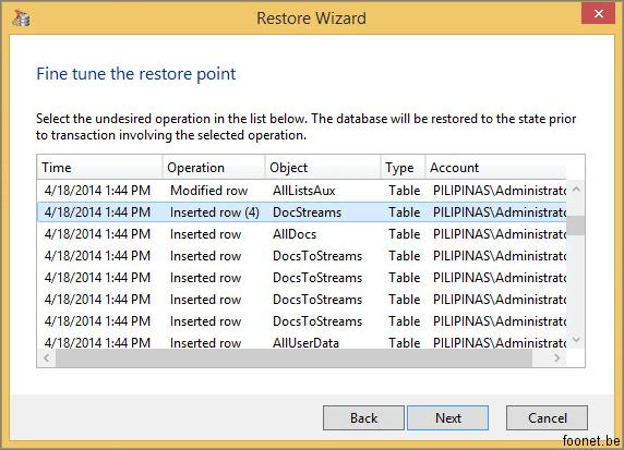 Veeam Explorer for SQL Server